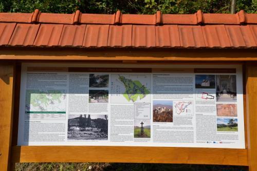 Parkovisko Hrad Gýmeš v Kostoľanoch pod Tribečom